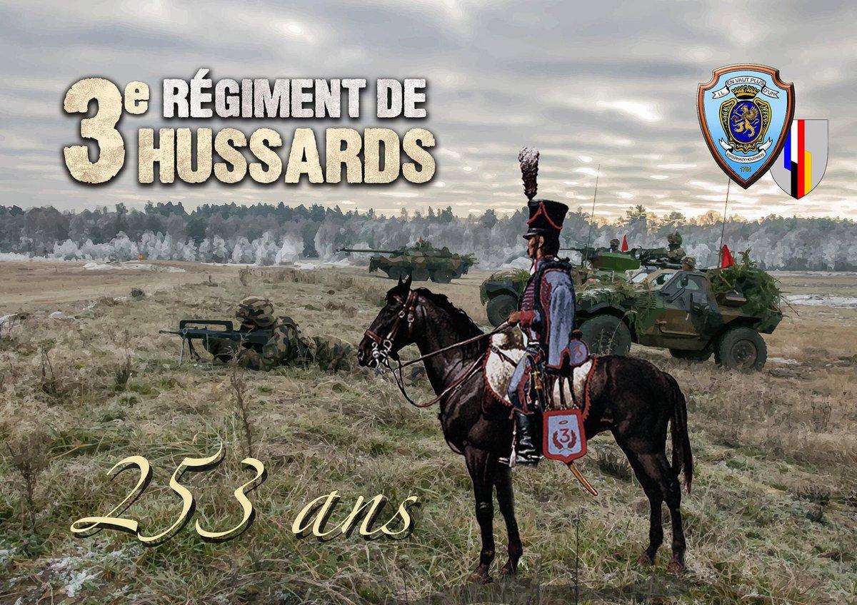 Les #Hussards d&#39;Esterhazy fêtent ce mois ci leur 253ème anniversaire... suivez leur actualité sur #FB .  https://www. facebook.com/3eHussards/pos ts/1411015088929728:0 &nbsp; …  #BFA<br>http://pic.twitter.com/klRlKvABmw