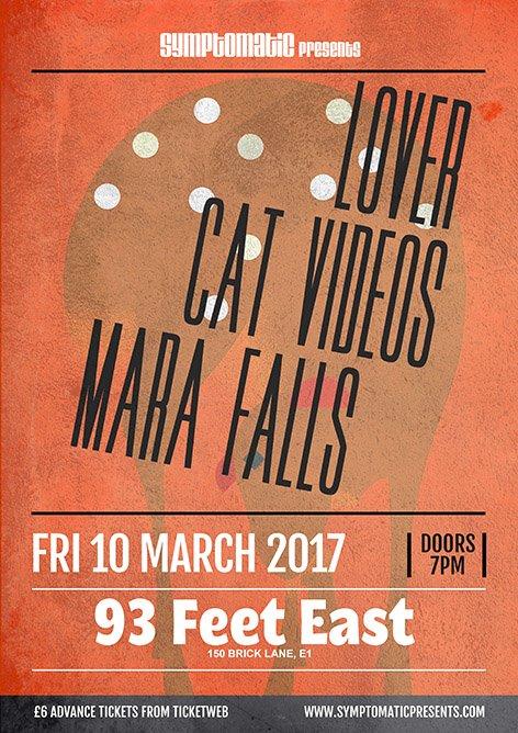 Mara Falls @ 93 Feet East