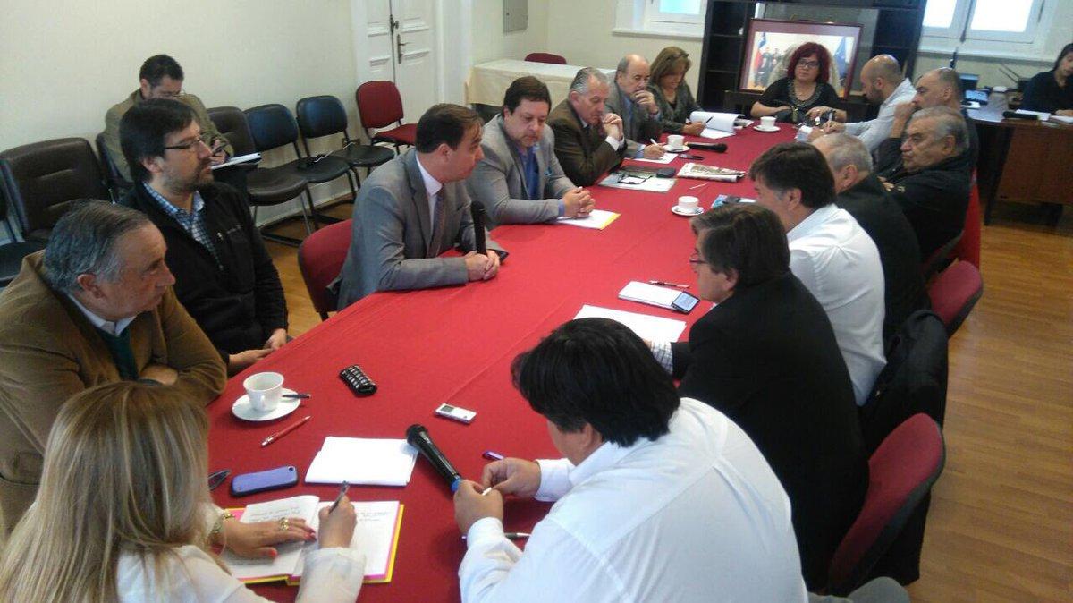 Participando en reunión de Comisión Medio Ambiente del @COREMagallanes #PUQ #Magallanes <br>http://pic.twitter.com/vpnsKutqu3