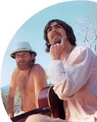 Happy Birthday to a Beatle, a Wilbury and an amazing artist all and all George Harrison! We miss you.