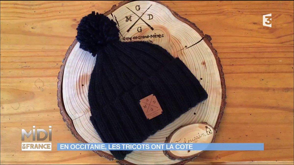 @natschraen vous a présenté le @Gangdgm et leurs bonnets français tricotés avec soin :  http:// bit.ly/2lMWz2o  &nbsp;   #madeinFrance #mode <br>http://pic.twitter.com/BEzeBkCNJa