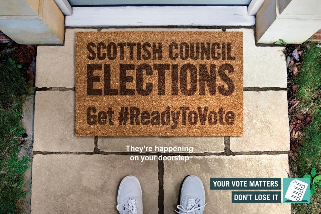 16 and 17 year olds can vote in the 2017 Scottish council elections. https://t.co/DCVzXS3otw https://t.co/XkZZfgeWHO