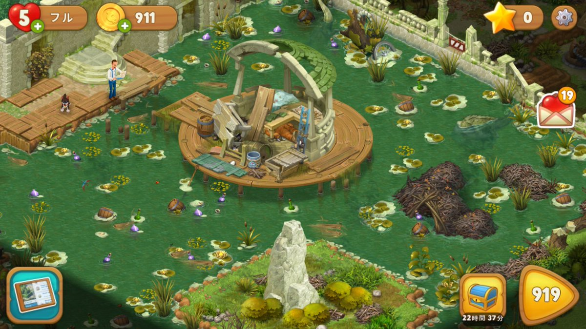 Chanmari On Twitter Gardenscapes Gardenscapes 5 4 5