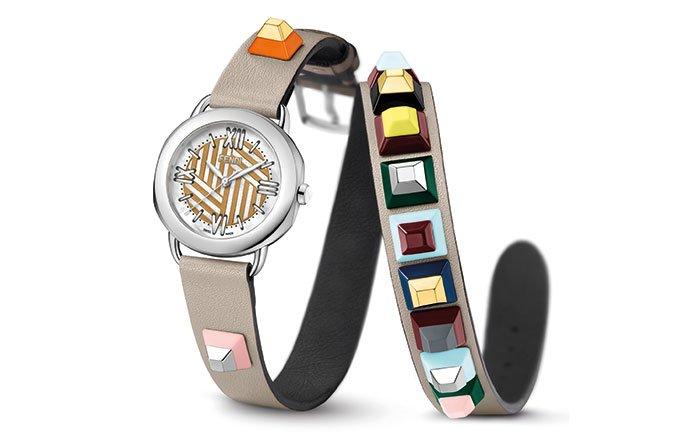 La nouvelle montre Fendi Selleria Strap You apporte une touche d'audace au poignet:  https:// goo.gl/GdRTz0  &nbsp;   #luxe #montre #Fendi <br>http://pic.twitter.com/2kejhDC6wO