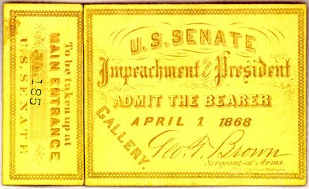 #primarysources - President Andrew Johnson https://t.co/xj8caHjfT3 & impeachment https://t.co/Zv1B5FH6qO #tlchat #sschat #edchat #history https://t.co/9Mg35BHKHg