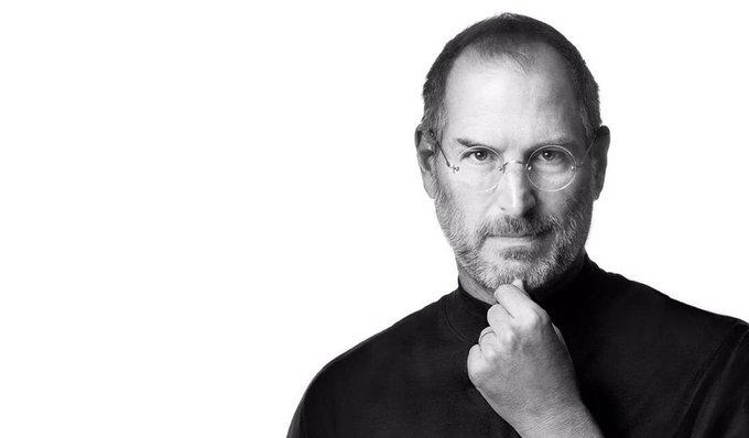 Happy birthday papa Steve Jobs  24 February 1955