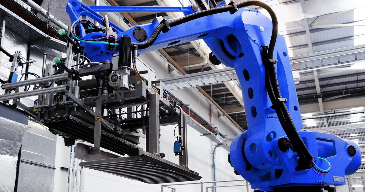 These are all jobs CREATED by automation and robots, not destroyed by them.