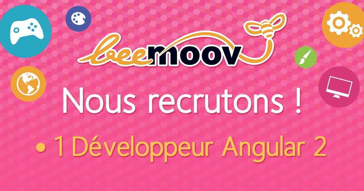 Nous recherchons un Développeur Angular 2 en #freelance  Plus d'info ici : https://goo.gl/Mbgzm0 #recrutement #angular2