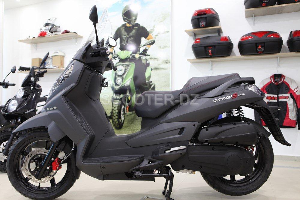 moto scooter dz