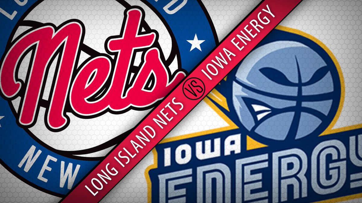 LI Nets zap the Iowa Energy
