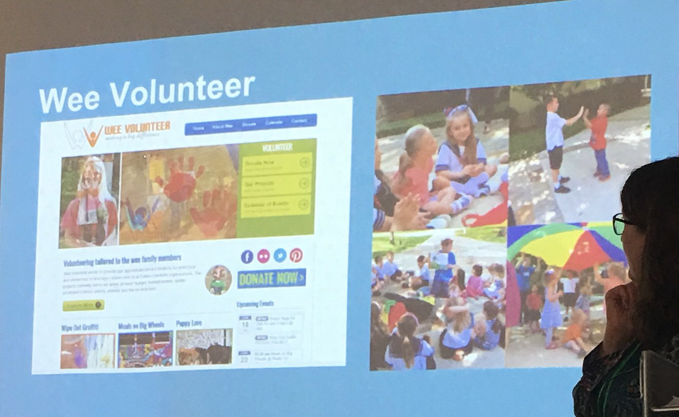 Great opportunity to partner with authentic, service learning @WeeVolunteer #llichat #llisw https://t.co/YvSO3n633B