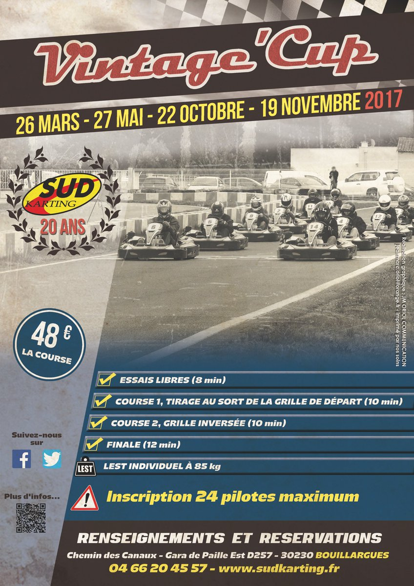 Chemin Des Canaux 30230 Bouillargues sud karting (@sudkarting)   twitter