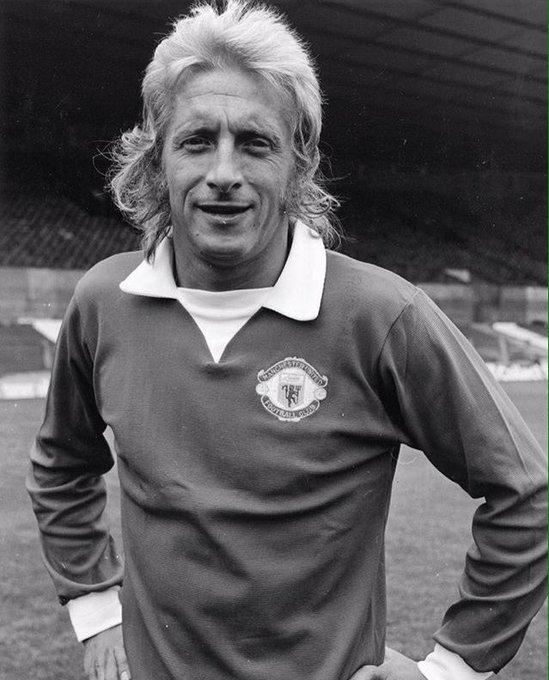 404 appearances. 237 goals. A true legend. Happy birthday Denis Law!