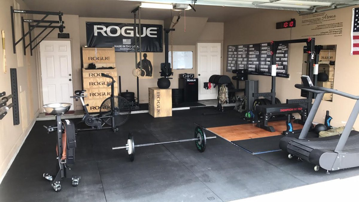 Diy garage gym alluring garage gym ideas your home idea diy garage