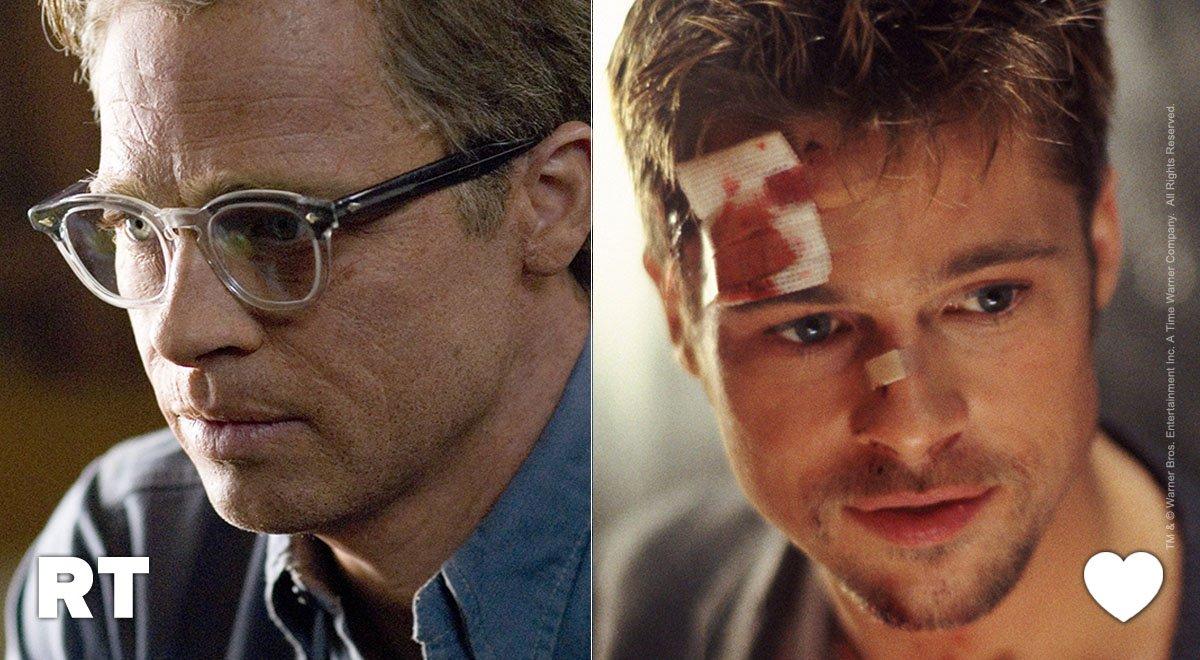 ¿Por cuál de estas películas le darías el Oscar a Brad Pitt? #BradElNu...