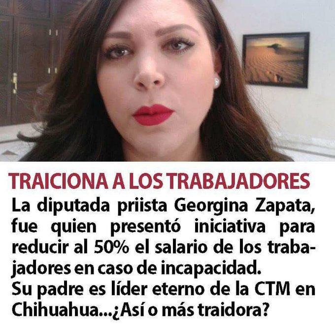 Conoce México la diputada que te bajó junto al PAN tu salario al 50% c...