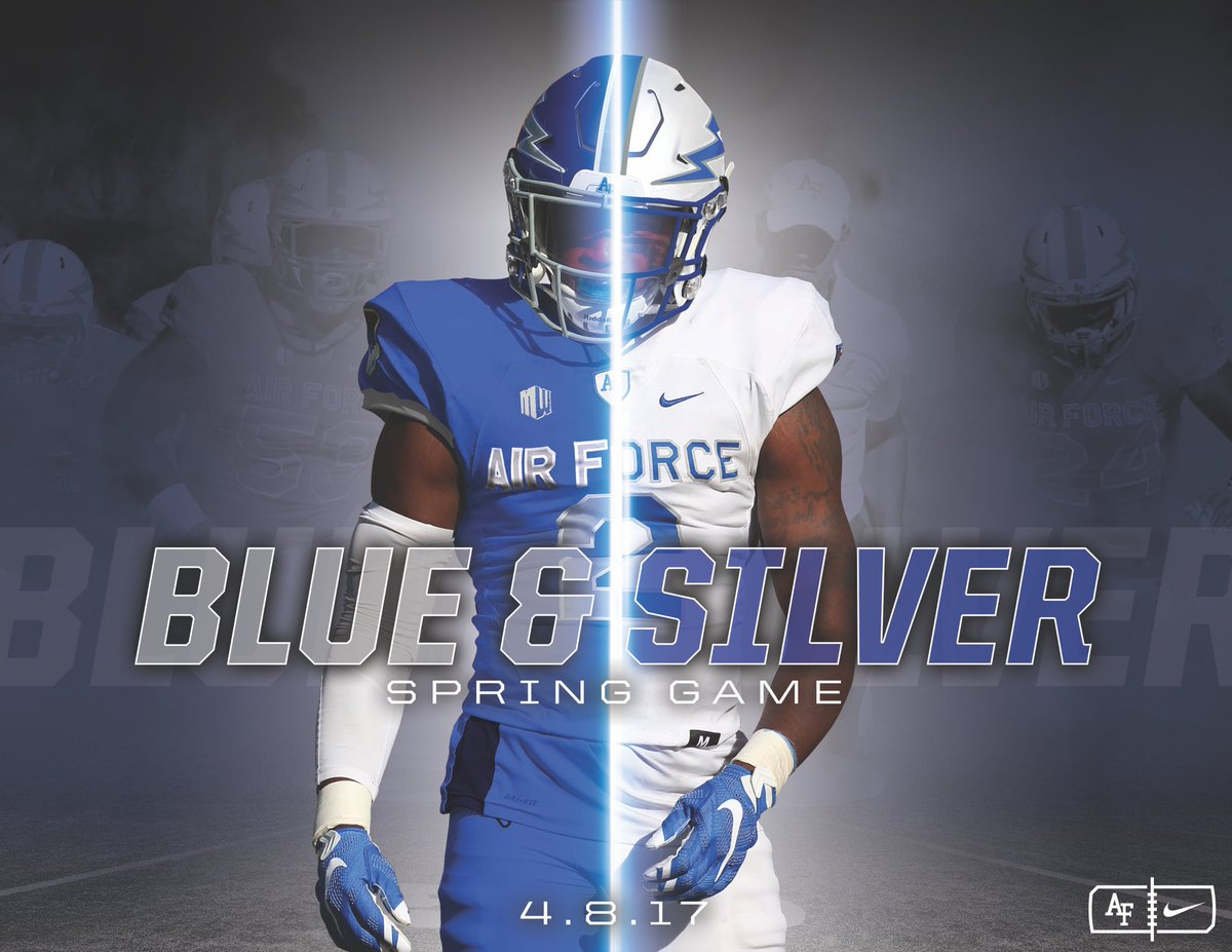 Air Force Football Recruiting On Twitter Make Sure You Come To The Blueandsilverscrimmage See How High The 2017 Falcons Are Going To Fly Letsfly