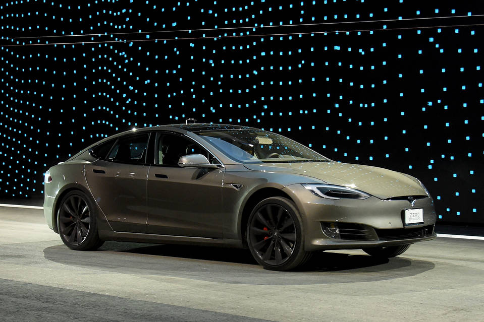 Wimpy green machines? Tesla and other startups are taking a page from the muscle-car era.