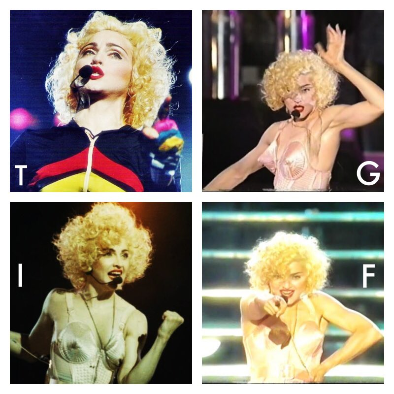 Happy Friday everyone! #TGIF #Madonna #BlondAmbition <br>http://pic.twitter.com/9S5BheHgsj