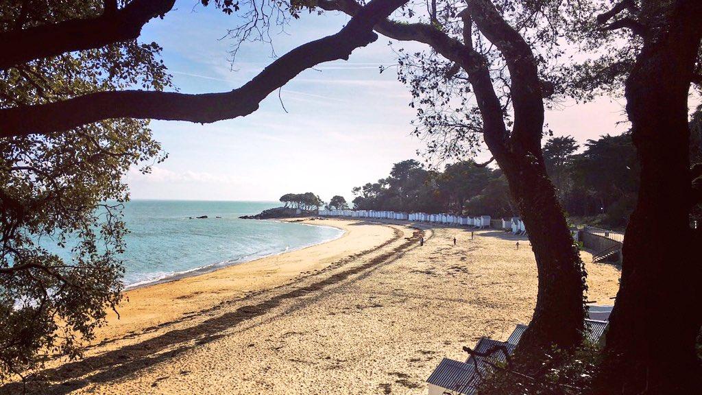 Balade à Noirmoutier aujourd&#39;hui  #noirmoutier #promenade #tourisme #vendee @Ile2Noirmoutier #boisdelachaise #chateau #MagnifiqueFrance<br>http://pic.twitter.com/f9W4J9ClFD