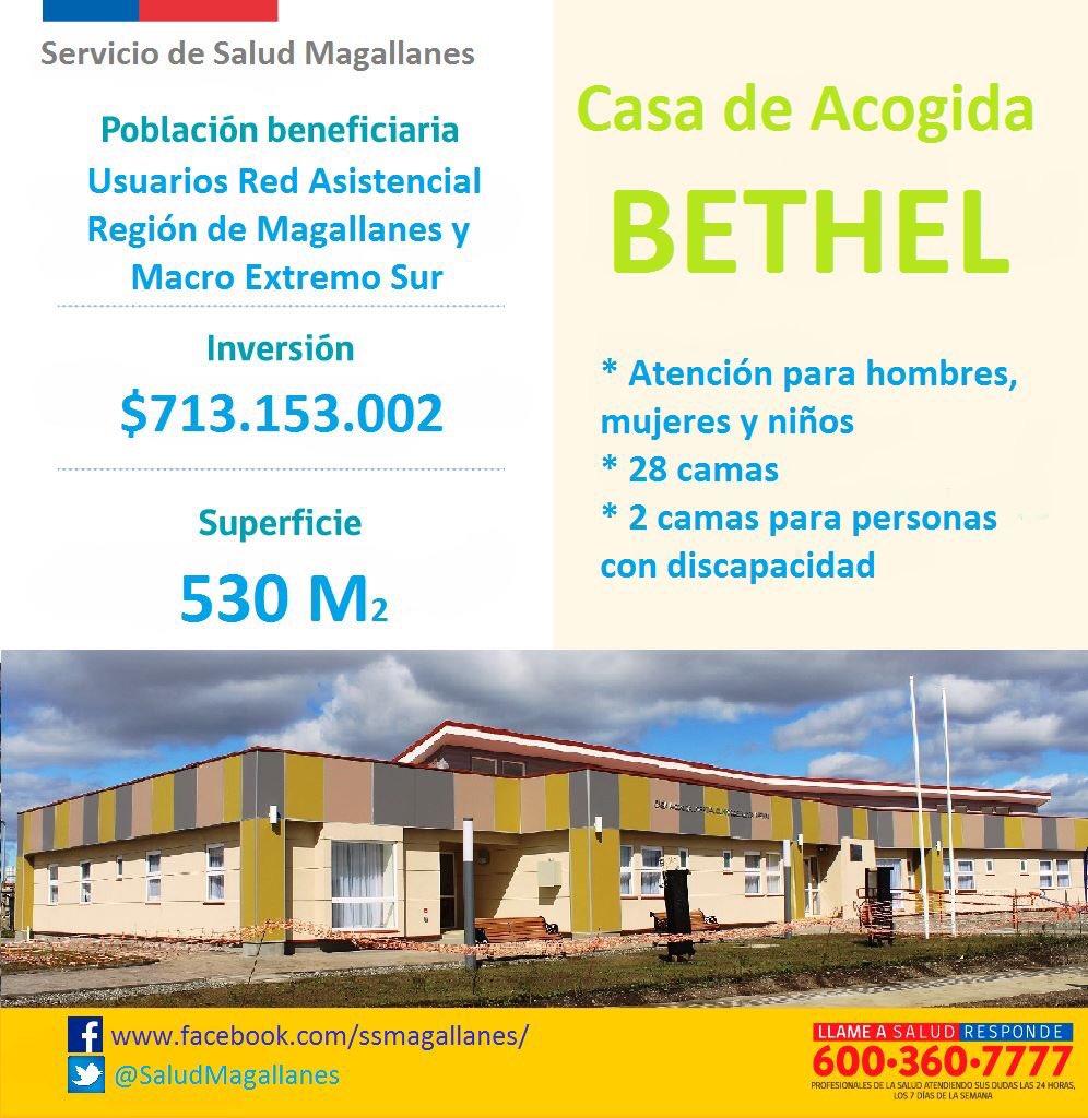 Hasta 22/02 #CasadeAcogida ha alojado 95 huéspedes- 54usuarios y 41 acompañantes-de #Magallanes #Chiloé #Santiago #Coyhaique #BuenosAires<br>http://pic.twitter.com/FohPIXRh8t