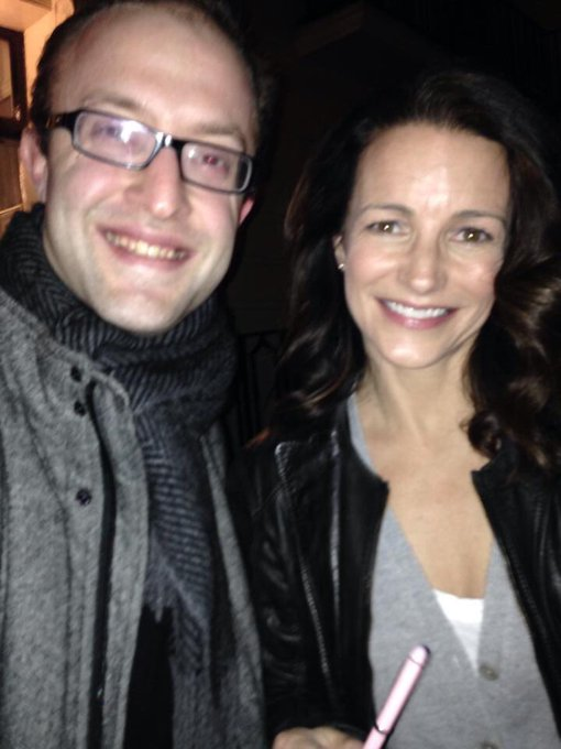 Happy birthday and all the best to the lovely Kristin Davis !