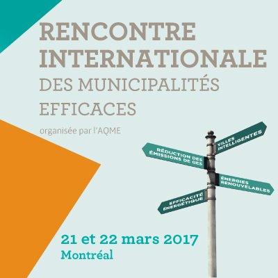 [#RIME2017] C'est ds moins d'un mois! Municipalités, venez échanger  sur #transitionenergetique. Pour vous inscrire &gt; http:// bit.ly/2l0mvDs  &nbsp;  <br>http://pic.twitter.com/5ni6wYFZMY