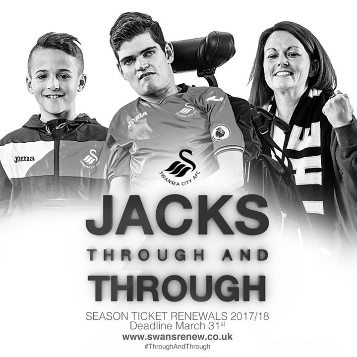 🎫 Have you secured your seat for 2017/18?  #ThroughAndThrough  Log in...