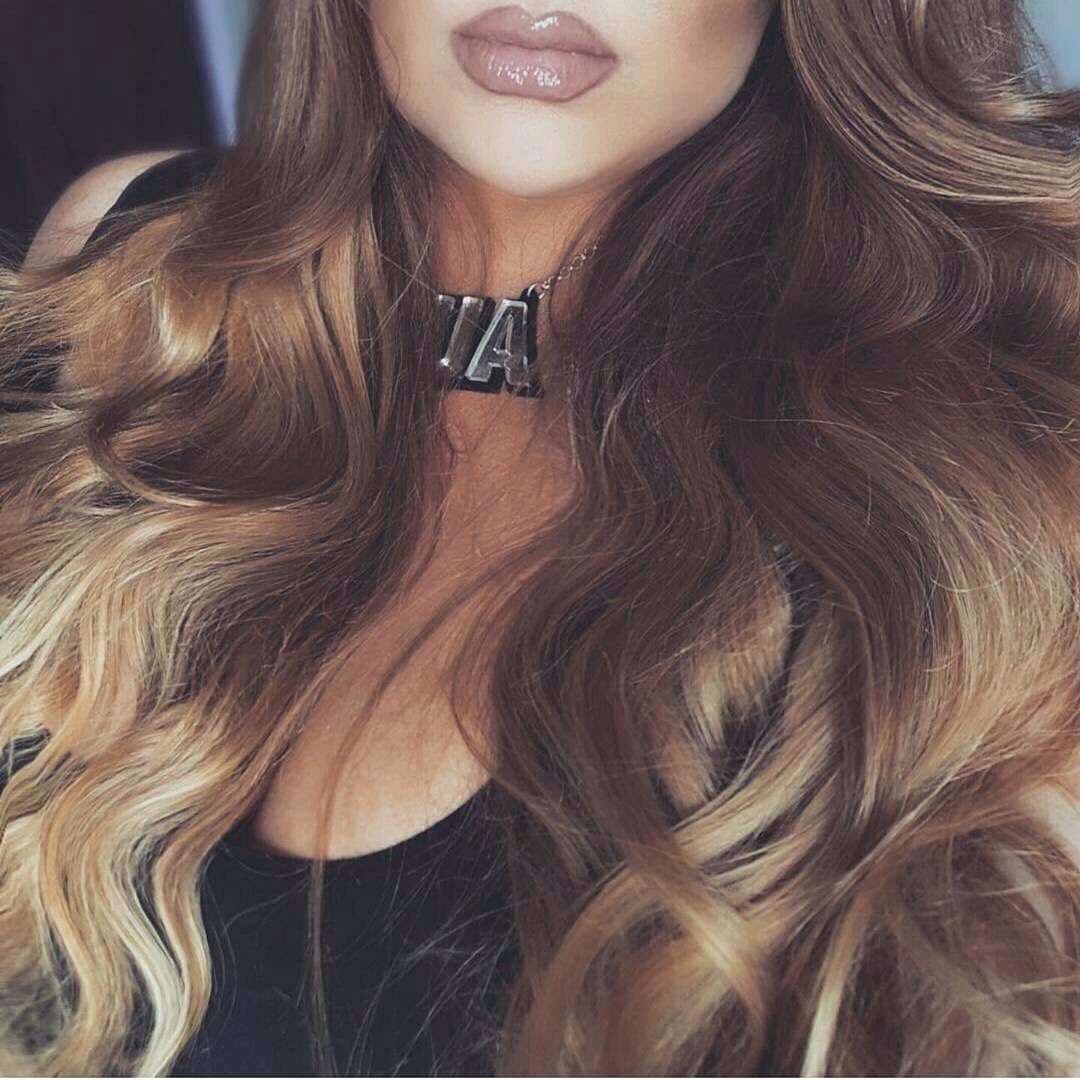 My Fantasy Hair On Twitter Brown Sugar Shade Looking Sarah Https T Co Hpbukaagkw Our Extensions At Alc5z7xwu7