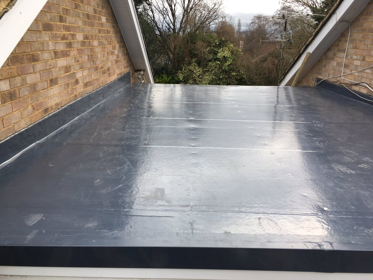 And another flat #Roof #waterproof in a day for @CardinalRoofs. #Alwitra vsk #membrane. Good #gear. No #leaks. Tweet and follow for 20% off!<br>http://pic.twitter.com/tsloOwjIvW