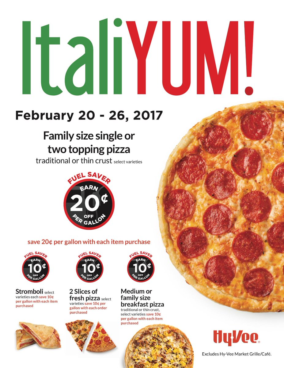 Stop in and grab any of these great ItaliYUM deals & head home and...