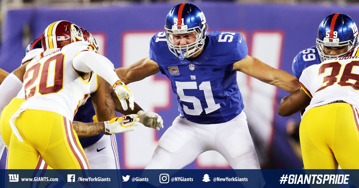 Why did LS Zak DeOssie decide to re-sign with the #Giants? Read his quotes HERE:  http:// bit.ly/2l8j3H1  &nbsp;  <br>http://pic.twitter.com/rB1aIVaRjU