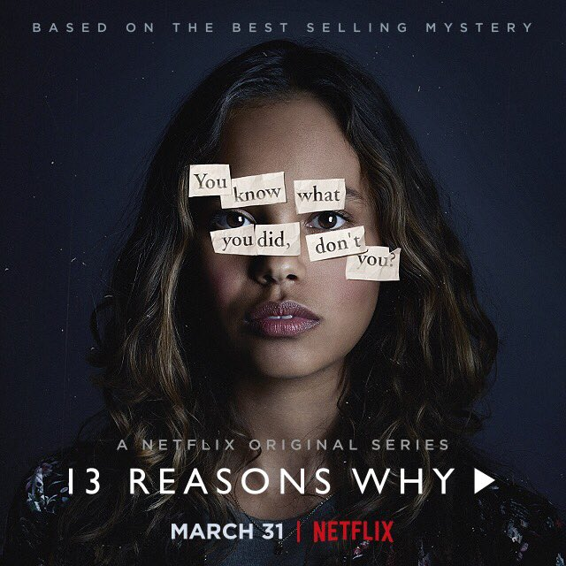 """13 Reasons Why On Twitter: """"Did You Try To Be Cruel Or Did"""