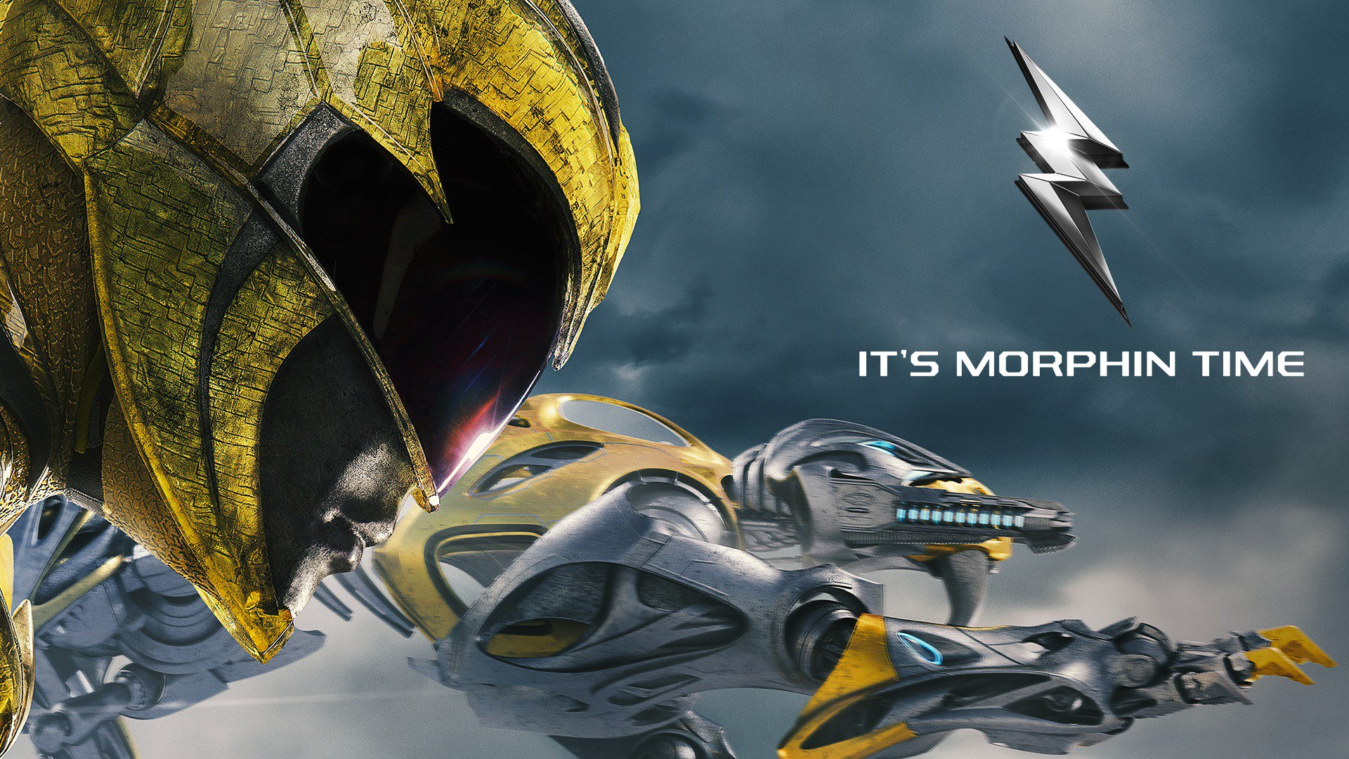 Power Rangers Character Banners