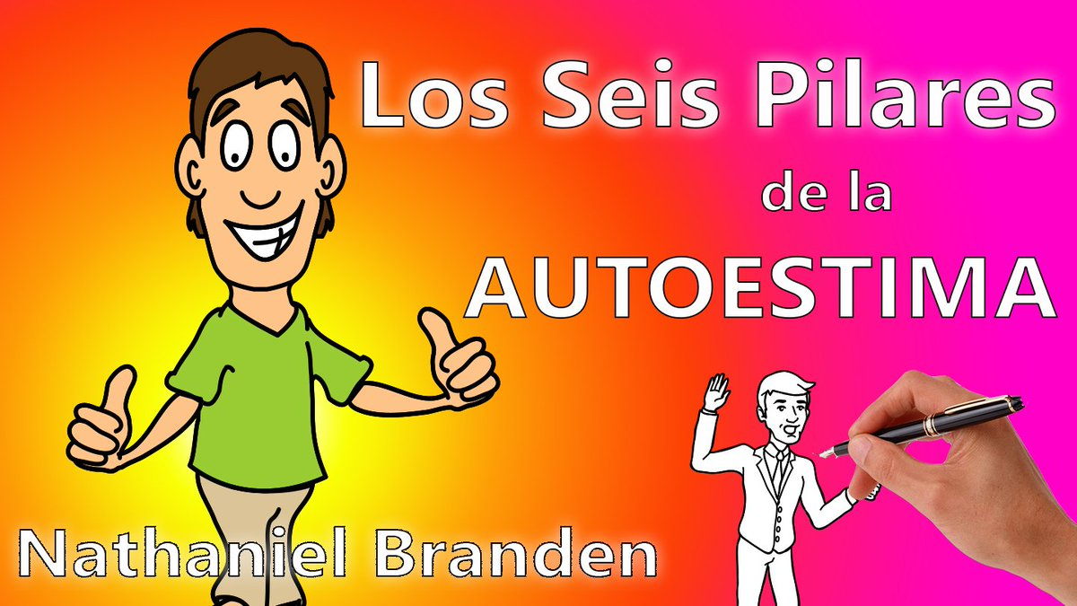 Los Seis Pilares de la Autoestima - Nathaniel Branden:  http:// youtu.be/MYKq0SGFFJE?a  &nbsp;   #autoestima <br>http://pic.twitter.com/Iirbgi9HYA