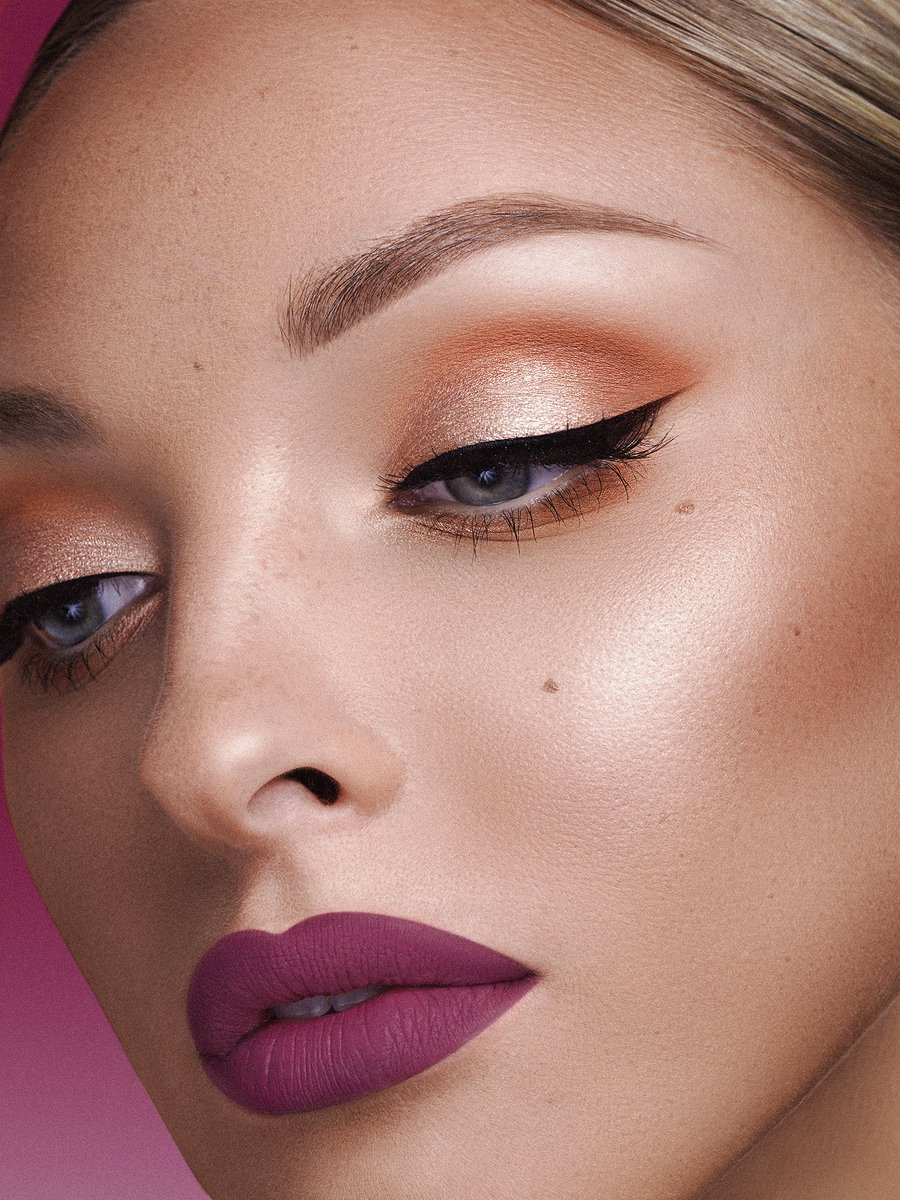 """KYLIE COSMETICS On Twitter: """"Head Over Heels And Apricot"""