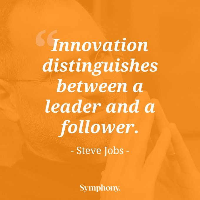 Happy Birthday Steve Jobs! Remembering an innovative, creative and life-changing individual.