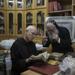 The monk who saves manuscripts from ISIS: https://t.co/alZgvVD9D3