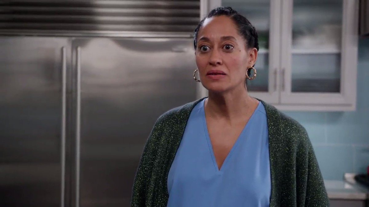 Oops. Thought you had a friend. #blackish https://t.co/P9vQUgXJjA
