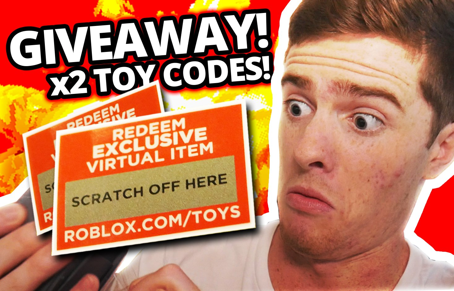 "LOGinHDi on Twitter: ""TOY CODE GIVEAWAY! Giving away 2 ..."