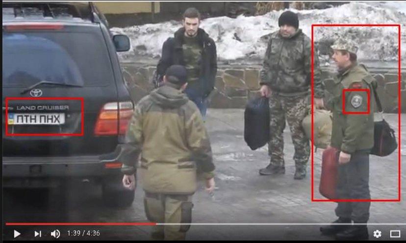 Между нардепом Парасюком и блогером Дзиндзей возник конфликт в Бахмуте из-за съемки автомобиля депутата - полиция начала проверку - Цензор.НЕТ 1788