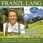 #ジャーマンポップ アルバム 部門12位 Wenn ich ver...【Franzl Lang】 2016年6月23日 発売   #ミュージック