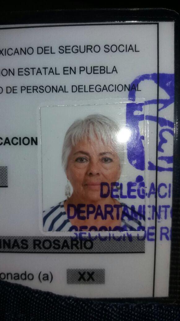 #SeBusca a Rosario Castillo S. Padece Alzheimer. Se perdió en blv Valsequillo y 16 de Sep. Si la ves llama al 2221576060 @diarioelpopular<br>http://pic.twitter.com/IaSg6k5ku3