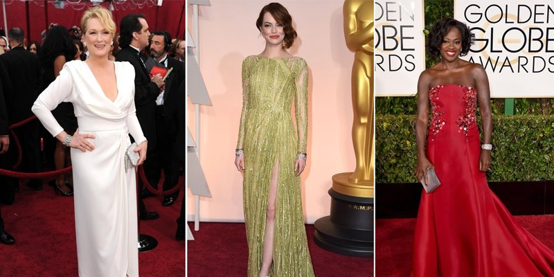 30 of the best red carpet looks from the 2017 #Oscars nominees: https://t.co/NwqSwqwyKK https://t.co/t9uVmUNKC7