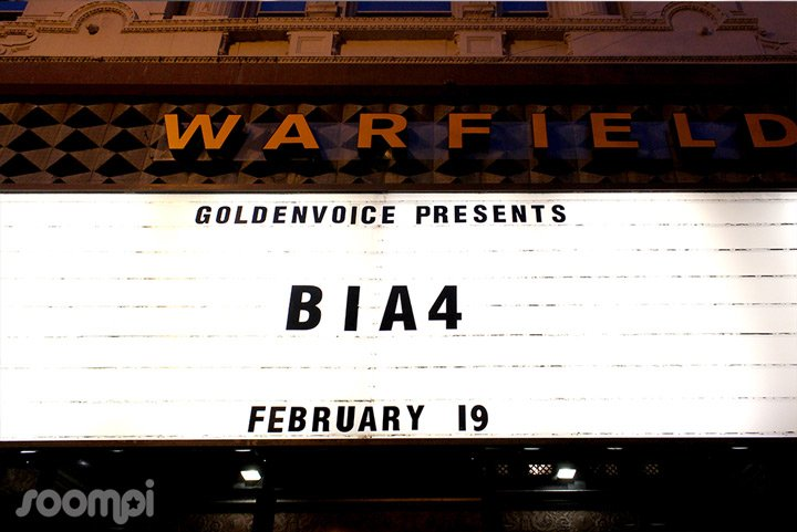"""The 5 Most Epic Moments From #B1A4's """"Lit"""" Evening In San Francisco ht..."""