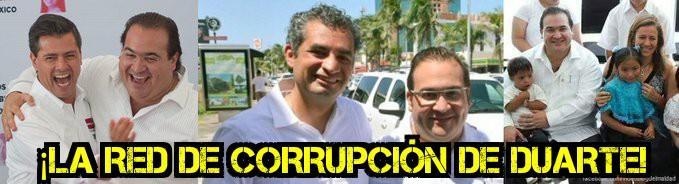 ¿Y cuándo Investiga Fepade la red de corrupción de duarte en los pinos...