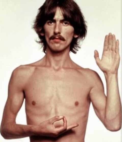 Happy Birthday to One of the biggest Souls on the Planet, George Harrison