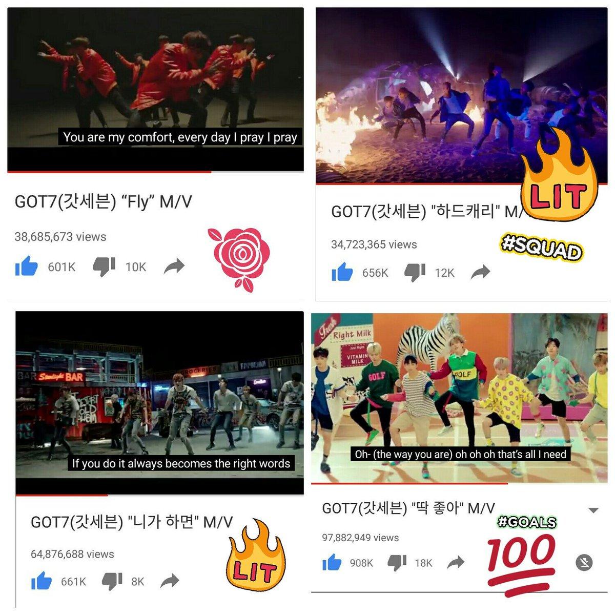 Keep streaming #IGOT7 #JustRight MV near 100M now,need 2M again #GOT7 #TeamGOT7 @GOT7Official @GOT7NOW @got7forthewin @fanatic_got7 @got7co<br>http://pic.twitter.com/dLUXmRLRMW