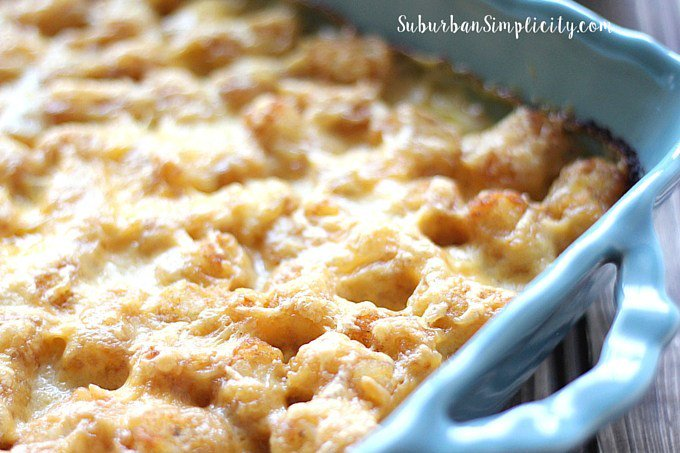 This Tater Tot Casserole is super #yummy !! https://t.co/9cYfJyo6i9 #r...