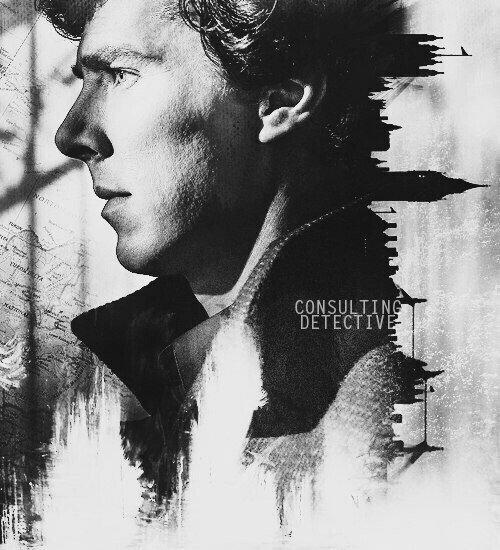 Шерлок холмс открытка, открытки своими руками